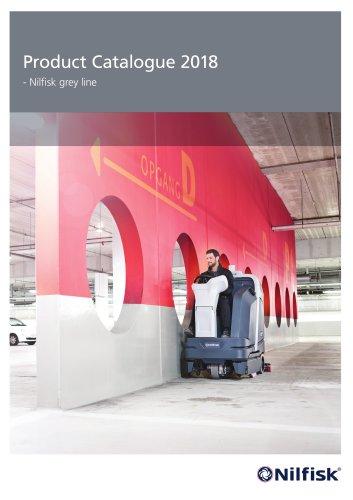 Product Catalogue 2018 - Nilfisk grey line