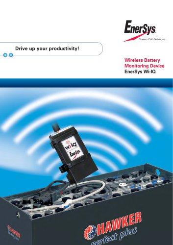 Wireless Battery Monitoring Device EnerSys Wi-IQ