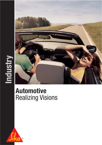 Automotive - Realising Visions