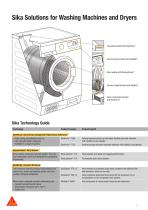 Domestic Appliances - Sika Product Solutions - 8