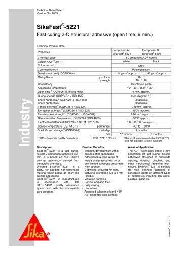 SikaFast®-5221