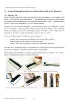 Sikaflex® - General Guidelines - 10