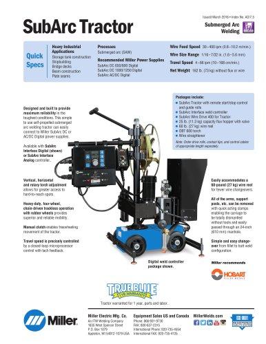 SubArc Tractor
