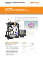 Equator 300 gauging system - SP25/MODUS