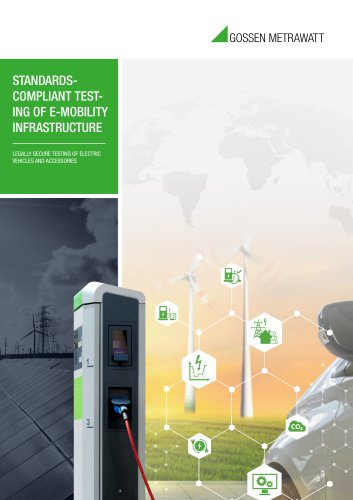 E-Mobility Infrastructure Testing