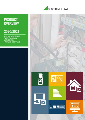 PRODUCT OVERVIEW 2020/2021