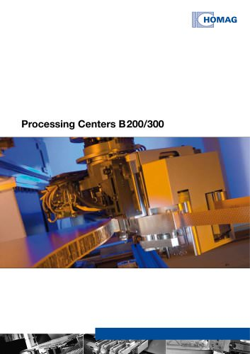 Processing Centers B200/300