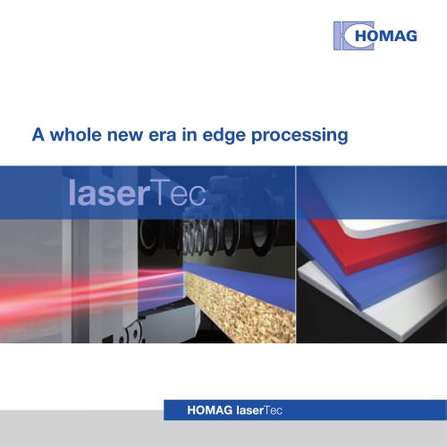 A whole new era in edge processing laser Tec