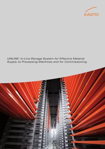 In-Line Storage System UNILINE