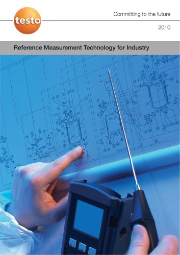 Reference Measurement Technology for Industry