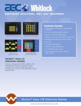 VTC Series 1-5 and 2-9 Local I/O Conveying Controls