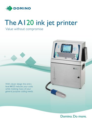 The A120 ink jet printer