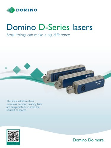 Domino D-Series lasers