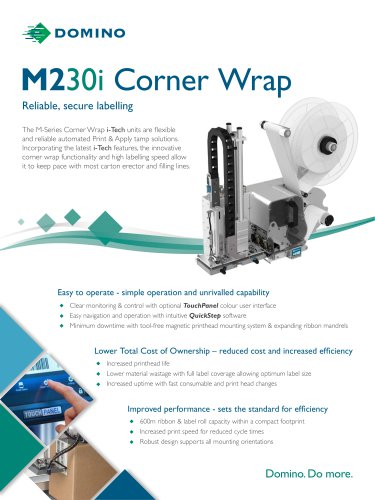 M230i Corner Wrap