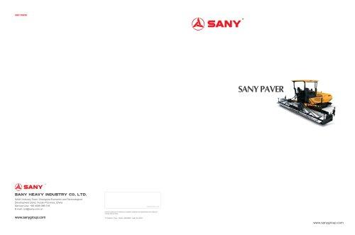 SANY PAVER