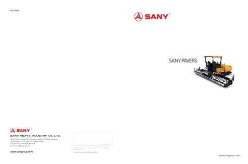 SANY PAVERS