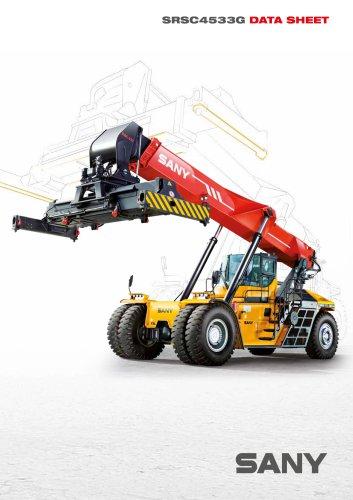 SANY SRSC4533 Reach Stacker