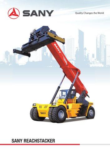 SANY SRSC4545 Reach Stacker