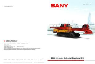 SD-series Horizontal Directional Drill