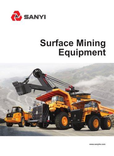 Surface Mining Equipment