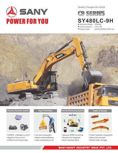 SY480LC-9H