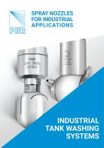 CATALOGUE - INDUSTRIAL TANK WASHING SYSTEM