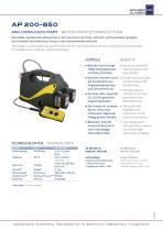 AP 200-850-Set - 1
