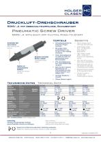 Assembly Technology - Pneumatic Screw Drivers - 11