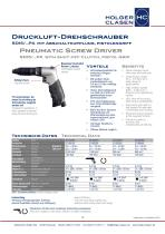 Assembly Technology - Pneumatic Screw Drivers - 13