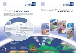 Brochure Surface Technology - Rust Removal - 1