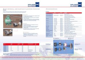 Brochure Surface Technology - Rust Removal - 4