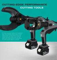 ComfortSerie - Cable Treatment Tools with Makita Battery - 4