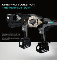 ComfortSerie - Cable Treatment Tools with Makita Battery - 5