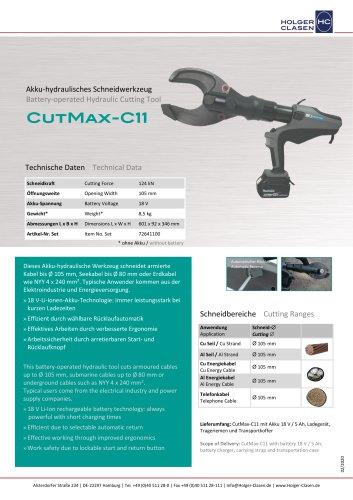 CutMax-C11