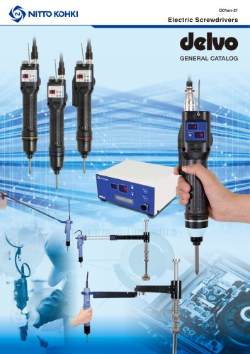 delvo - Electric screwdrivers