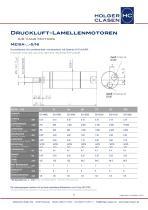 Drive Technology - Air vane motors - 8