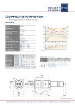 Drive Technology - Double rotor air engines - 3