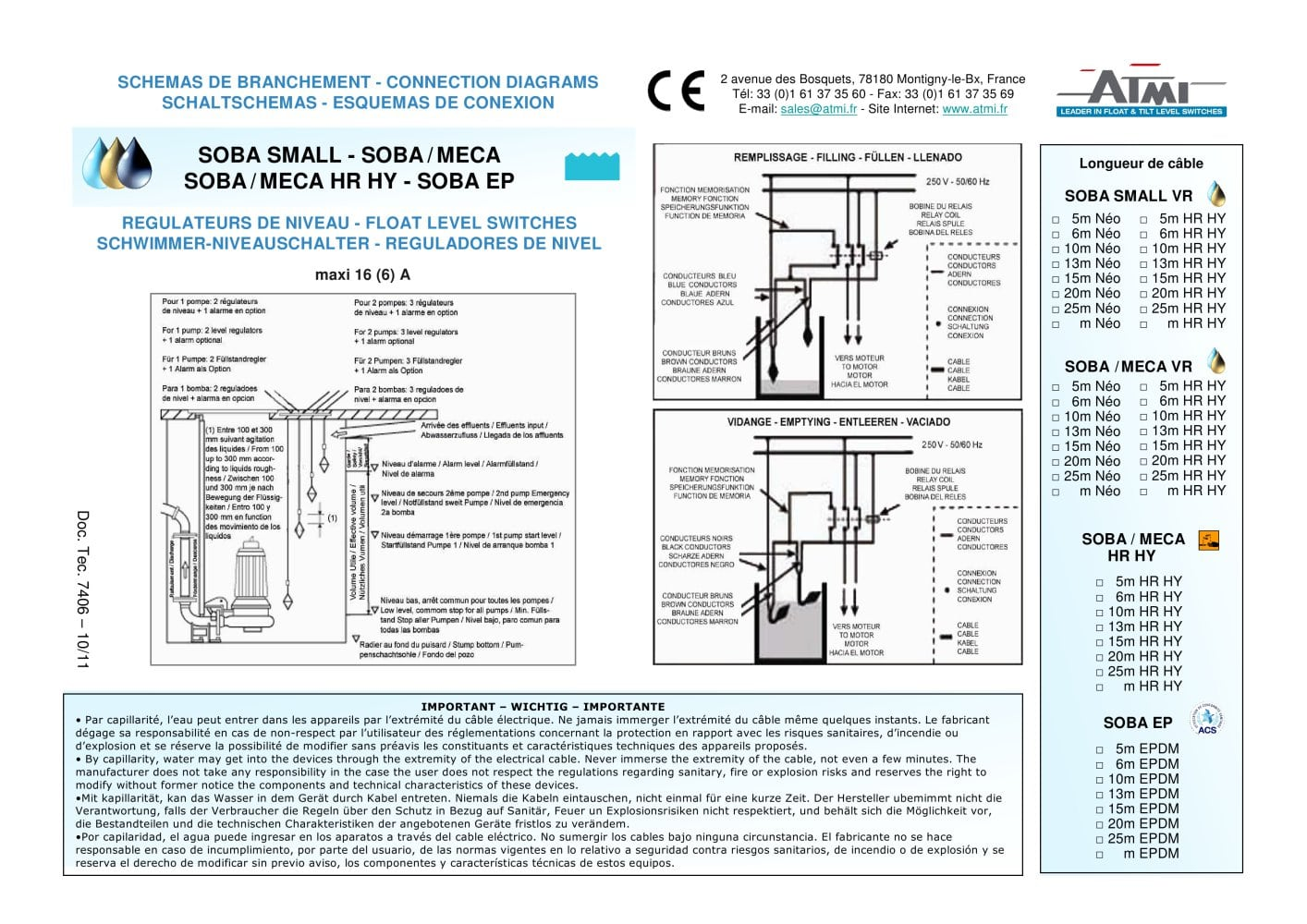 Cobra Alarm Wiring Diagram Page 2 And Schematics Diagrams Soba Atmi Pdf Catalogue Technical Rh Directindustry Com Panel Car