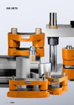 Catalog PDF (Cast iron, steel and aluminium die sets)