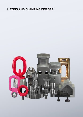 Catalog PDF (LIFTING AND CLAMPING DEVICES)