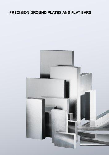 Catalog PDF (Precision Ground Plates and Flat Bars)