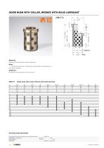 Standard Parts for Mould Making  Guide elements forming / demoulding gas springs for mould making - 10