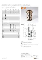 Standard Parts for Mould Making  Guide elements forming / demoulding gas springs for mould making - 11