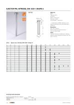 Standard Parts for Mould Making  Guide elements forming / demoulding gas springs for mould making - 26