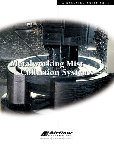 Metalworking Mist Collection Systems