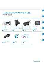 Tooling technology benz lintec broaching units - 7