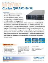 CorSys Q87AX3-26 3U