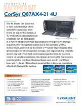 CorSys Q87AX4-21 4U