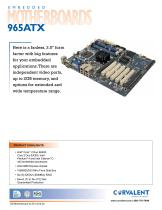 Embeded Motherboards Q965ATX