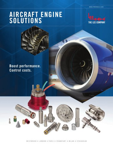 Aircraft Engine Solutions Brochure